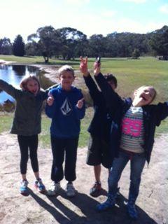 Grade 3 4 Camp Weekaway
