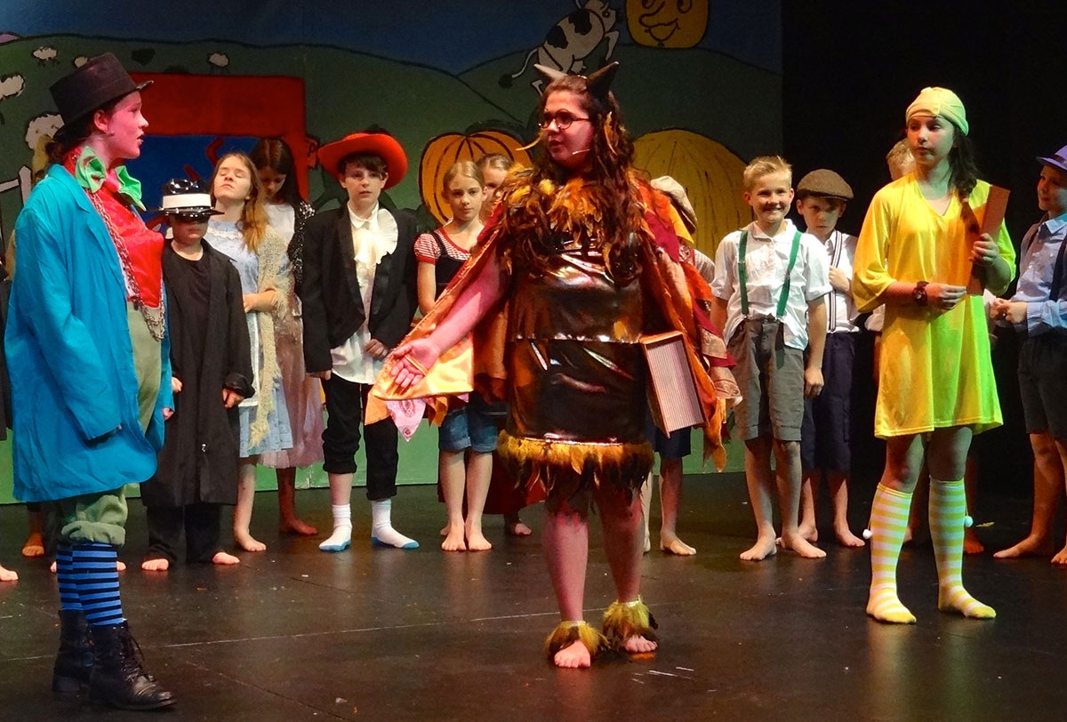 Once Upon a Time School Production Grades 2 – 6